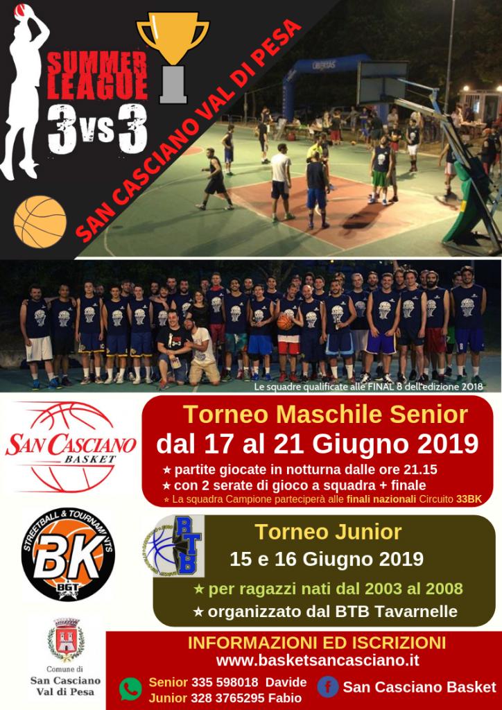 Torneo3c3 San Casciano 2019