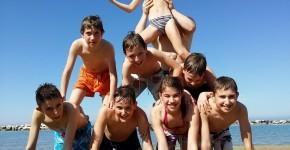 Pesaro 2014 - in spiaggia