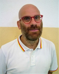 Gino Dori, l'Istruttore del gruppo Ludico-Motoria