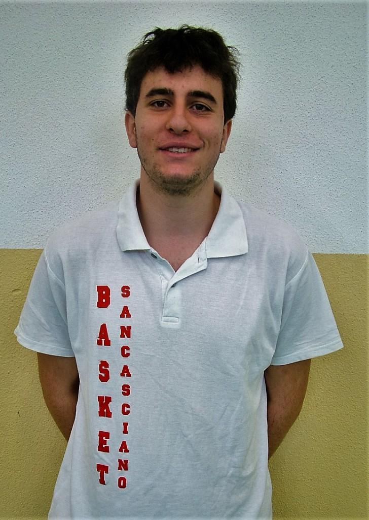 Lorenzo Splendorini, Assistente gruppo Ludico-Motoria