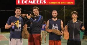 I Bombers, Campioni del Torneo