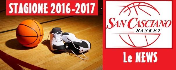 basket nuova stagione NEWS