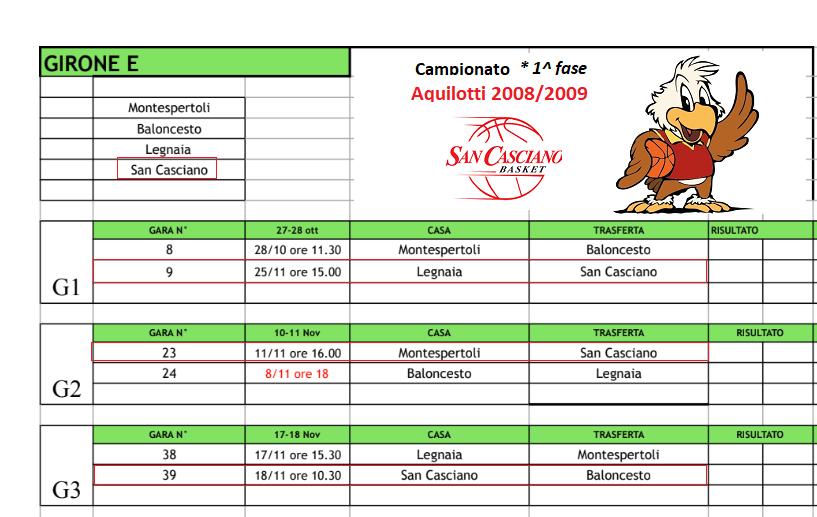calendario 1fase SanCa
