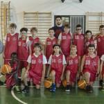 Gli Esordienti del Basket San Casciano