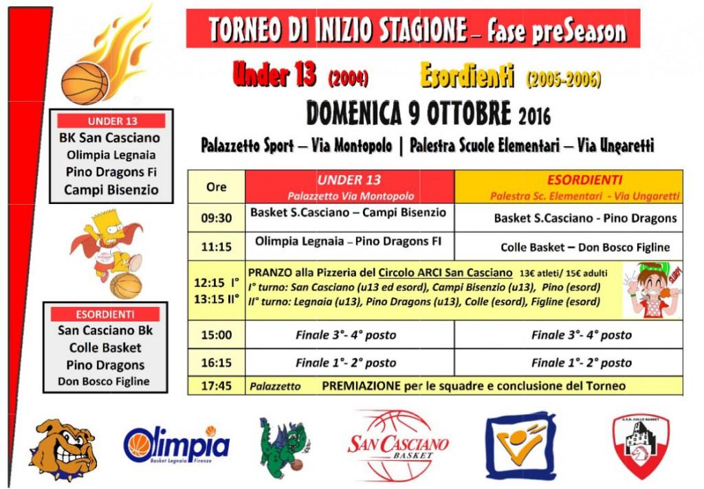 torneo9ottobre_u13esord_MANIFESTO