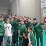 Pino Dragons Firenze, i vincitori del torneo per la categoria Esordienti