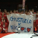 Vittoria del torneo dedicata a Niccolò Ciatti