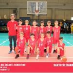 torneoChiantiFno2018 squadre aquilotti SANTO STEFANO