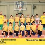 torneoChiantiFno2018 squadre scoiattoli CAMPI BISENZIO