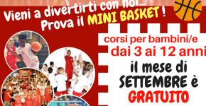 MiniBasket promo 2018