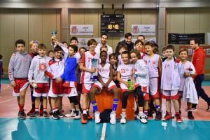 San Casciano Basket - 1^ e 3^ classificata