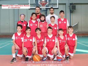 San Casciano Rossa - 3^ classificata