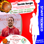 COACH Davide BORGHI