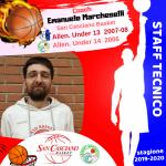 COACH Emanuele MARCHESELLI