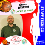 Coach Roberto RAVENNI