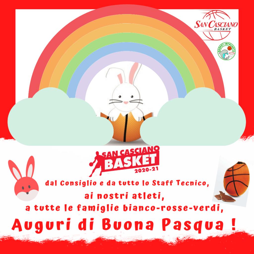 Pasqua 2021 basket san casciano