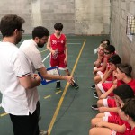 u14 time out
