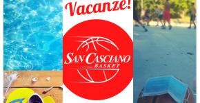 Buone Vacanze basket san casciano