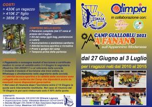 Locandina-Camp-Gialloblu-Fanano-2021